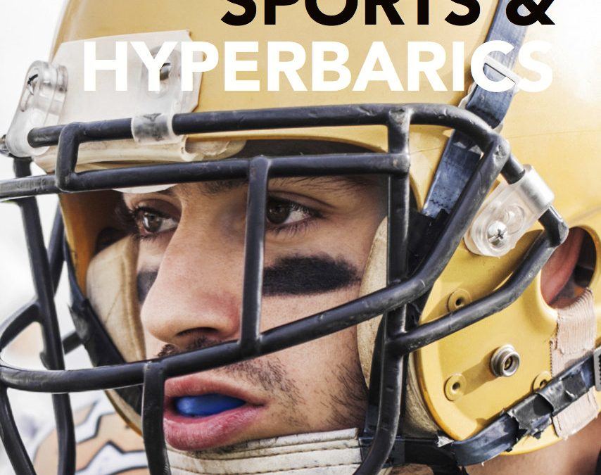 Athletes benefit from mild hyperbaric oxygen therapy..Life is better with oxygen!