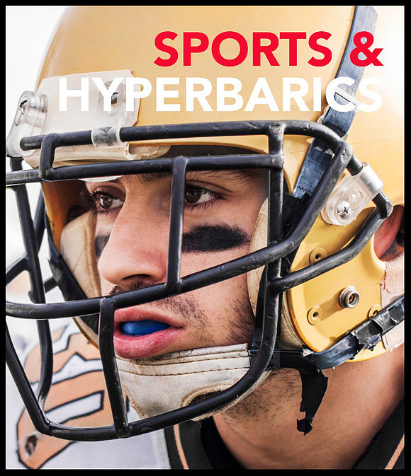 Hyperbaric Oxygen Therapy for Sports Related Injuries and TBI
