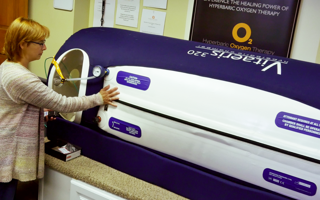 What's All This About Hyperbaric Oxygen Therapy?